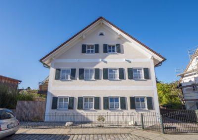 Wunderschöne Fassade durch Malermeister Stefan Neumaier aus Wartenberg