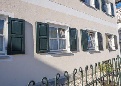 Wunderschöne Fassade durch Malermeister Stefan Neumaier aus Wartenberg aus einem anderen Blickwinkel